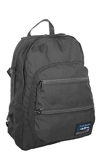 Tough Traveler T-Double Cay Backpack - Made in USA - Extra-Strong, Durable  School or Day Rucksack