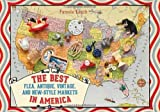 img - for The Best Flea, Antique, Vintage, and New-Style Markets in America by Pamela Keech (2013-11-05) book / textbook / text book