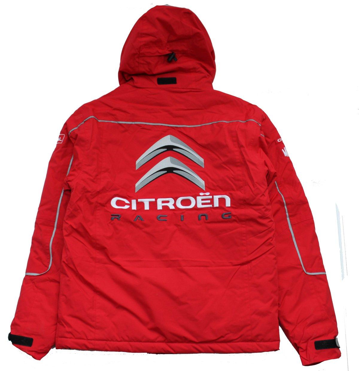 Chaqueta: WRC Citroen Racing World Rally Team nuevo HV Rojo rosso Talla:XS: Amazon.es: Deportes y aire libre