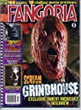Fangoria Magazine 261 GRINDHOUSE The Hills Have Eyes 2 ROBERT RODRIGUEZ Dead Silence PLANET TERROR March 2007 C