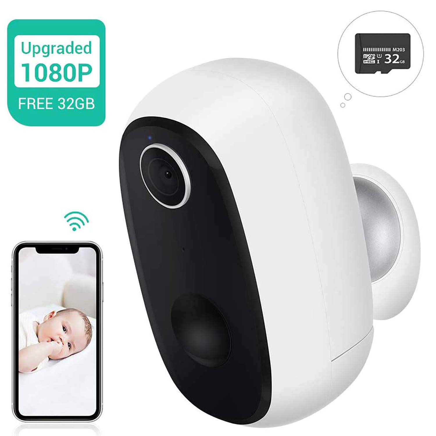 Great Security Camera with good coverage