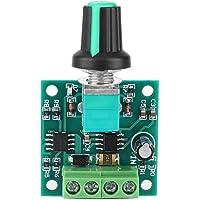 Zerone DC 1.8-12V 2A Low Voltage Electric Motor Speeds Controller PWM Motor Speeds Regulator Tool Equipm
