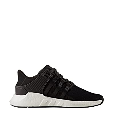 separation shoes 38997 f9ae0 adidas EQT Support 93/17 Milled Leather Black 2017 BB1236 US Size 9