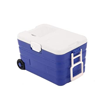 Oypla Rolling Ice Cool Box - Nevera portátil (40 L): Amazon.es ...
