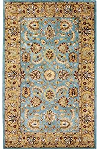 Picarty Area Rug 7 39 6x9 39 6 Light Blue Kitchen