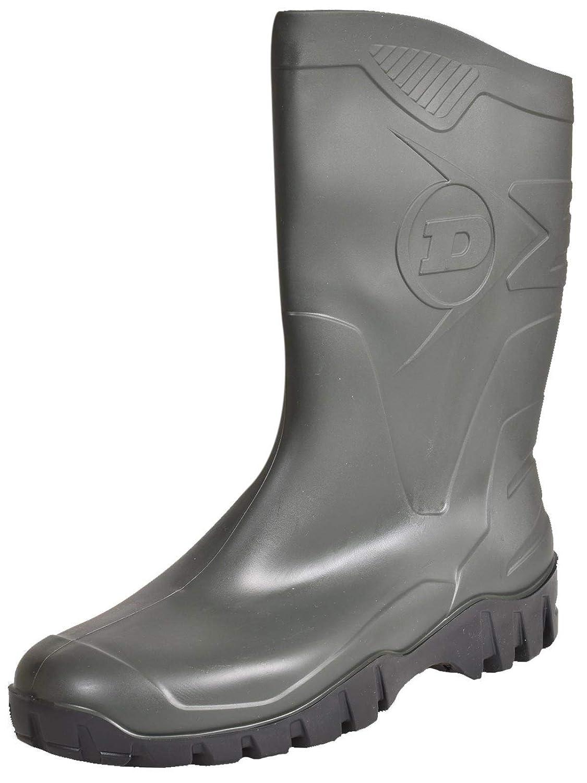 Dunlop botas de goma Dee verde talla 39