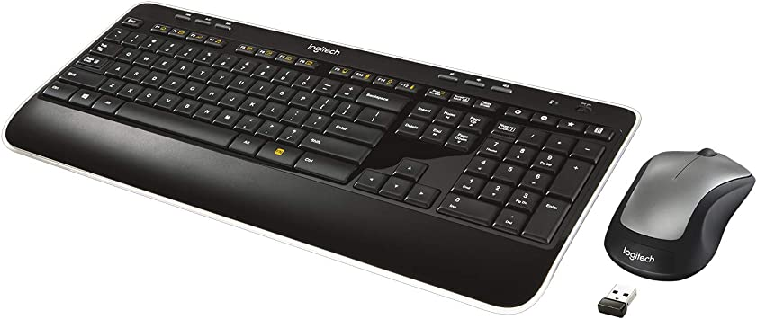 Logitech MK520 Wireless Keyboard and Mouse Combo 2.4GHz