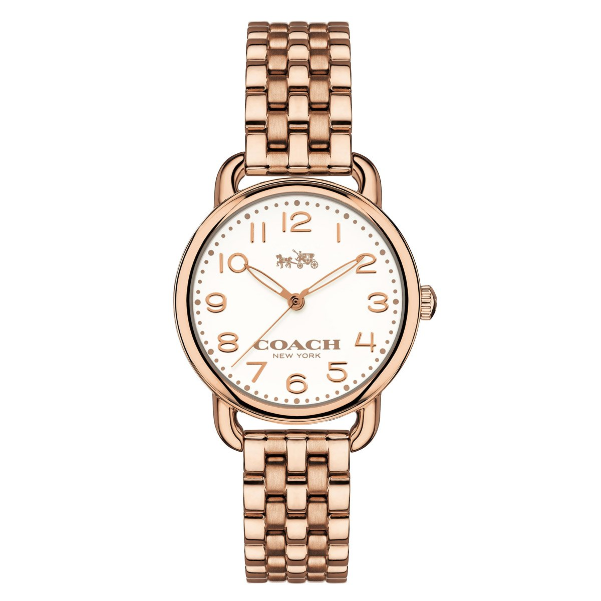 Coach Ladies Delancey Analog Business Quartz Watch (Imported) 14502242 by Coach