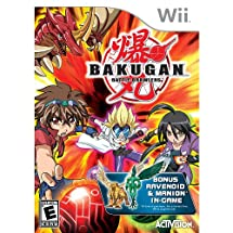 Amazon.com: Bakugan: Battle Brawlers and Exclusive Bonus
