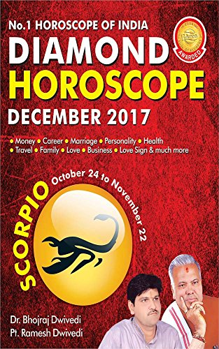 Diamond Monthly Horoscope - Scorpio 2017 - December 2017 - Kindle