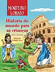 História do mundo para as crianças