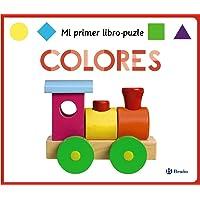 Mi primer libro-puzle. Colores (Castellano - A Partir De 0 Años - Manipulativos (Libros Para Tocar Y Jugar), Pop-Ups…