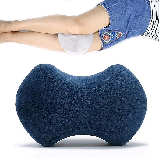 Orthopedic Memory Foam Knee Pillow for Side /& Back Sleepers Pregnancy. Back Pain Hip Leg Coisum Knee Pillow for Side Sleepers Joint Pain Upgraded Foldable /& Expandable Leg Pillow for Sciatica