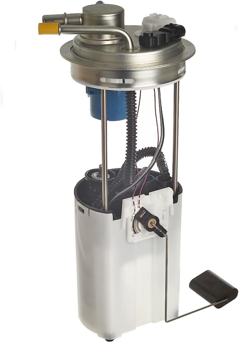 POWERCO Fits Gas Fuel Pump assembly E3500M with Strainer Level sensor module w// 2 Electrical Connections