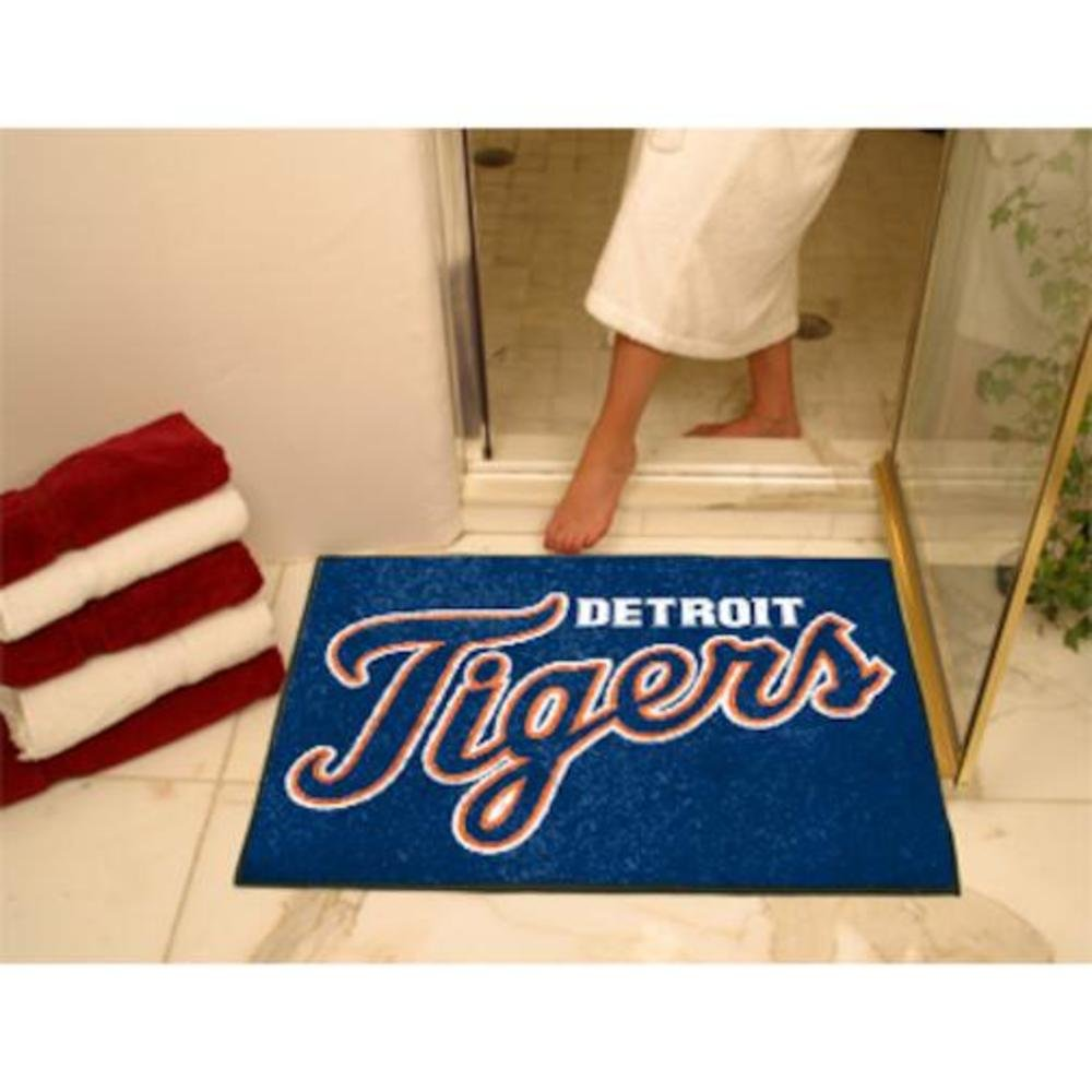 Fanmats All-Star Bath Mat - Detroit Tigers Fan Mats 06378 MATS-6378