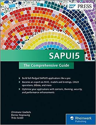 SAPUI5: The Comprehensive Guide to UI5 (SAP PRESS) new