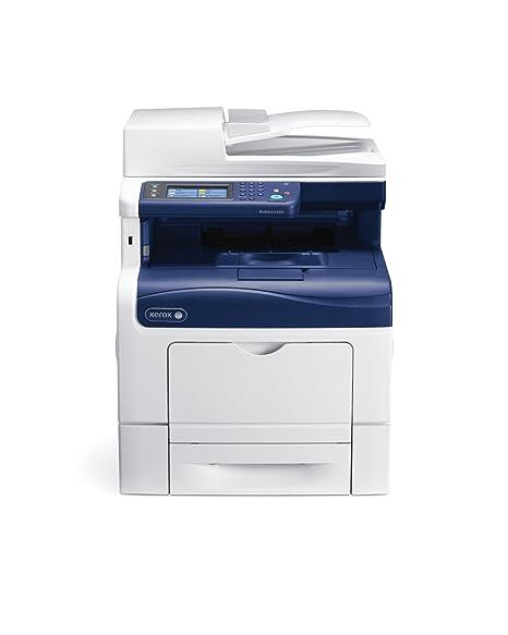 Xerox WorkCentre 6605 DN - Impresora multifunción láser ...