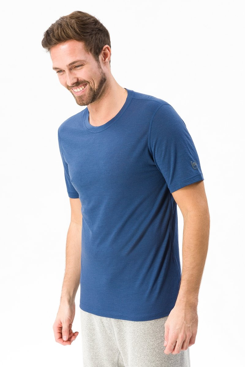 Super.natural Herren M Base Tee 140 Merino T-Shirt