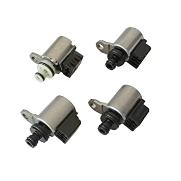 Amazon com: UAUS CVT Transmission Solenoid Kit JF011E RE0F10A F1CJA