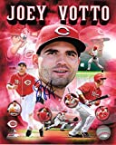 Joey Votto Cincinnati Reds Autographed Signed 8 x 10 Photo -- COA - (Mint Condition)