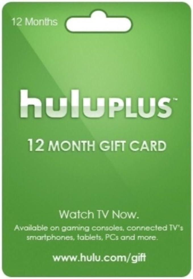 Hulu subscription code