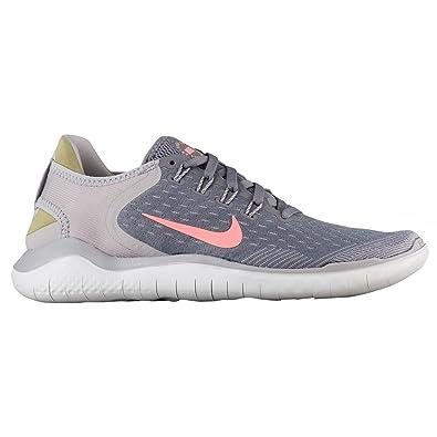 the latest f5247 e2d92 Amazon.com  Nike WMNS Free Rn 2018 Womens 942837-006  Road R