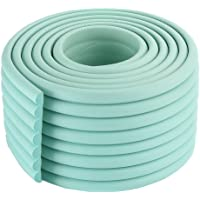 19.7ft Baby Safety Edge Guard Table Corner Protectors Soft Child Edge Proofing Cushion Table Safety Bumpers Sets for Kids Toddlers