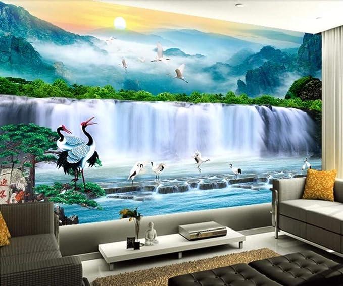 BHSWD Wallpaper 3D Murales fotográficos Estilo Chino Financiación ...