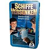 Schmidt Spiele - Schiffe versenken, Metalldose