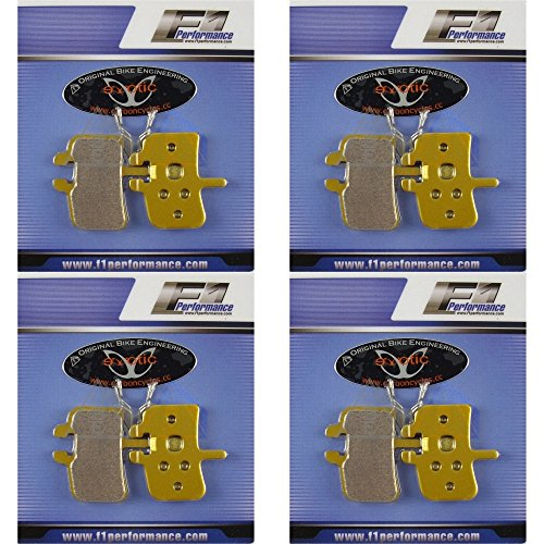 Hayes Hfx 9 Hydraulic - 4 Pairs Sintered Hayes Hydraulic Disc Brake Pads HFX9 Mag HFX 9 HMX HMX-2 MX1 MX