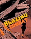Front cover for the book Blazing Combat by Archie Goodwin
