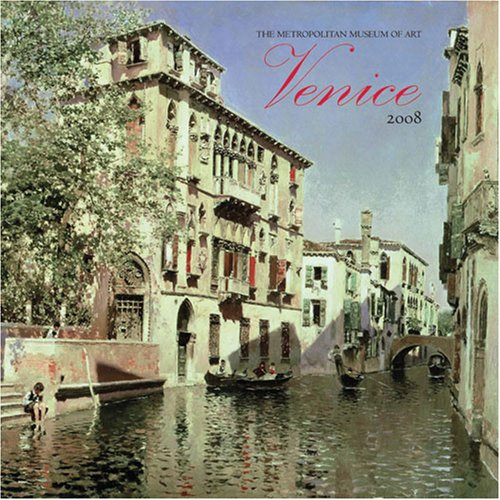 Venice: 2008 Wall Calendar