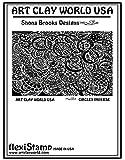 FlexiStamps Texture Sheet Shona Brooks Circles