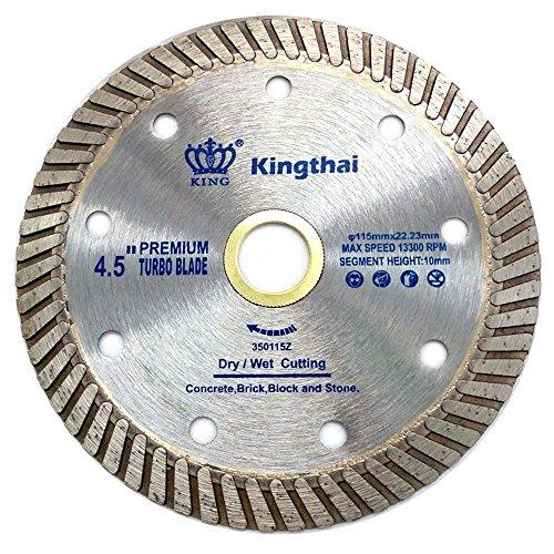 4.5' Turbo Diamond - Kingthai 4-1/2
