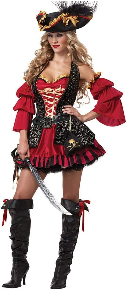 YaXuan Disfraz de Halloween, Juego de Roles para Mujer Disfraz de ...