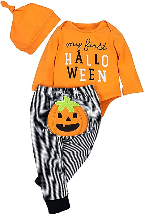 Amazon.com: Bebé Niños Niñas Ropa Halloween Body parte ...