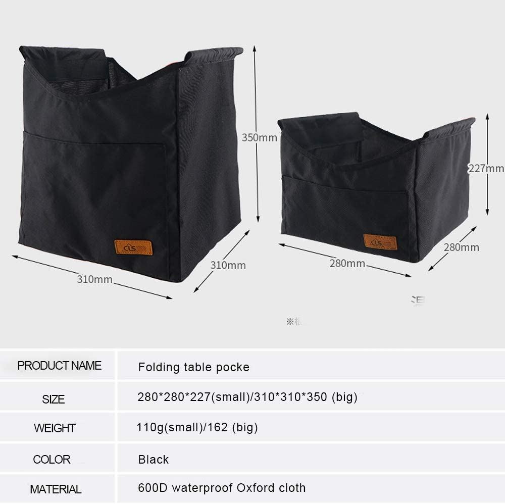 Portable Folding Picnic Table Outdoor Camping Table with Storage Bag Lightweight Folding Table with Aluminum Table Top and Carry Bag for Dining Beach Outdoor Cooking Cutting Hiking Picnic