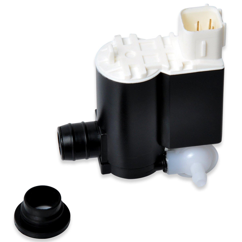 OTUAYAUTO QWP069 - Bomba limpiacristales para Vehicles: Amazon.es: Coche y moto