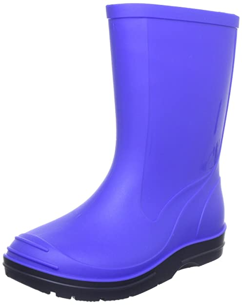 f887a95a0116 Beck Basic 486, Mädchen Schlupfstiefel, Blau (royalblau 12), EU 21