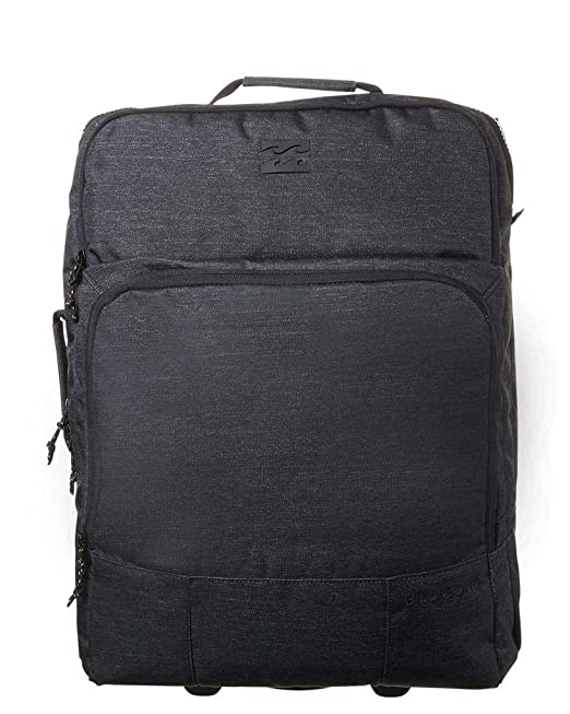 BILLABONG Adulto, unisex Booster Carry On Travel Mochilas - negro - Talla única: Amazon.es: Ropa y accesorios