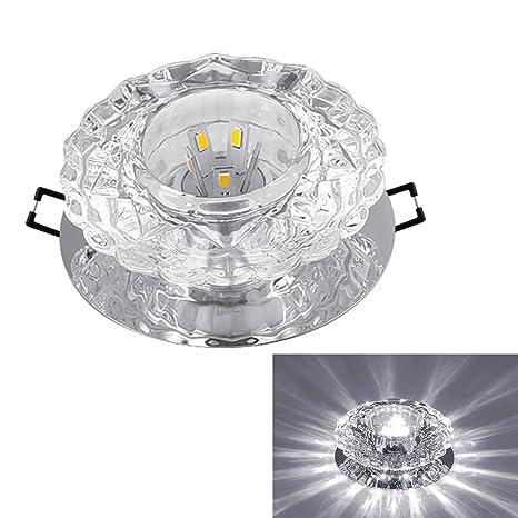 Boshen Crystal Led Porch Ceiling Light Chandelier Pendant Lighting ...