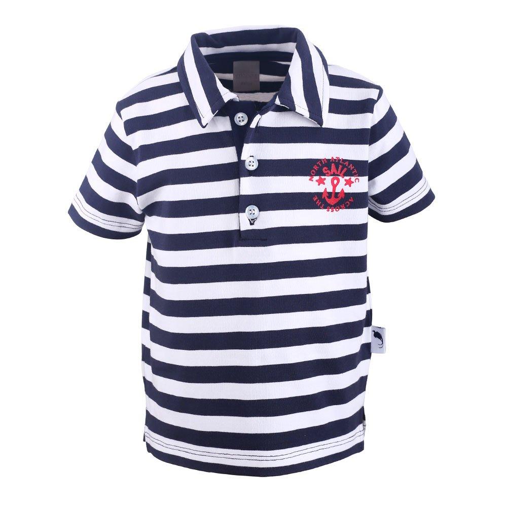 Stummer Mini Garçons Chemise Polo, Bleu