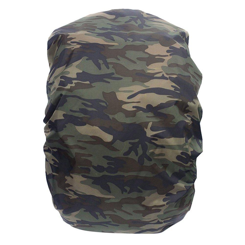 TinkskyバックパックRain Cover保護安全ケースforハイキングキャンプ旅行   B01M5GTSTA