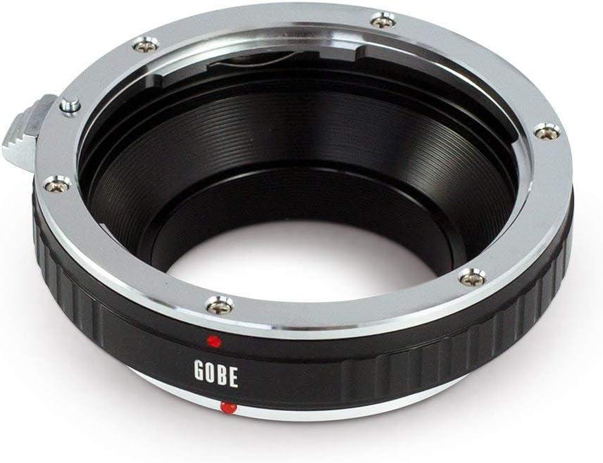 Gobe - Adaptador de Lente Compatible para Lentes Canon EOS (EF/EF ...