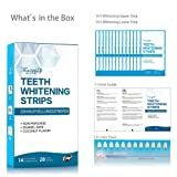 Teeth Whitening Strips, Fancymay Non-Slip Dental