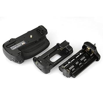 DSTE® Pro MB-D16 Vertical Battery Grip for Nikon D750 SLR Digital Camera as  EN-EL15