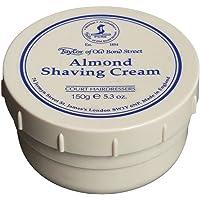Taylor of Old Bond Street Almond Shaving Cream 150g