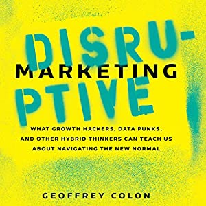 Disruptive Marketing Audiobook