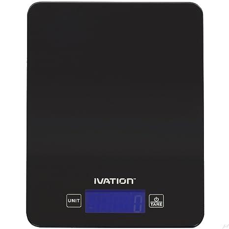 Amazon.com: Báscula digital para cocina, los alimentos ...