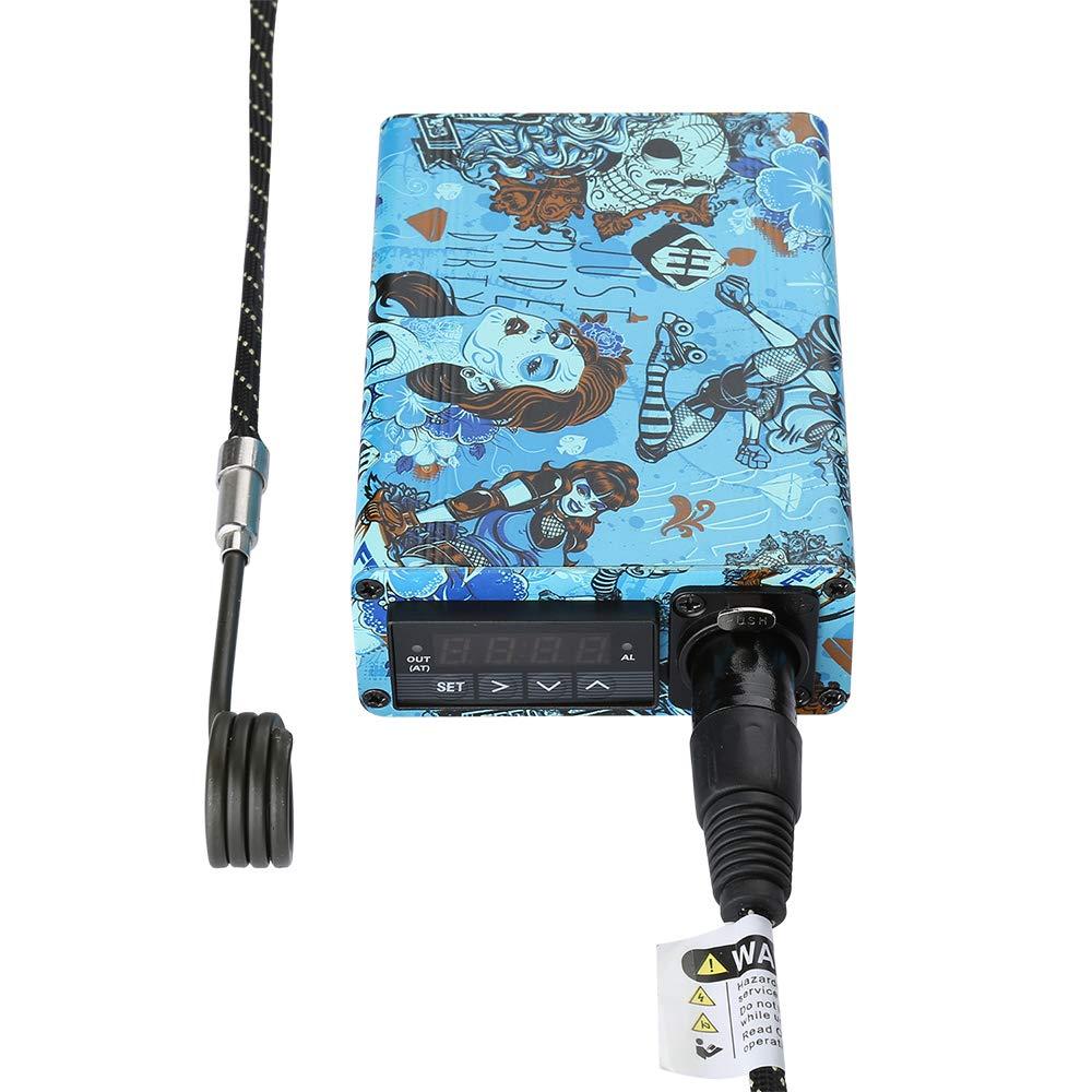 Rosinp Digital Temperature Controller with Accessories.